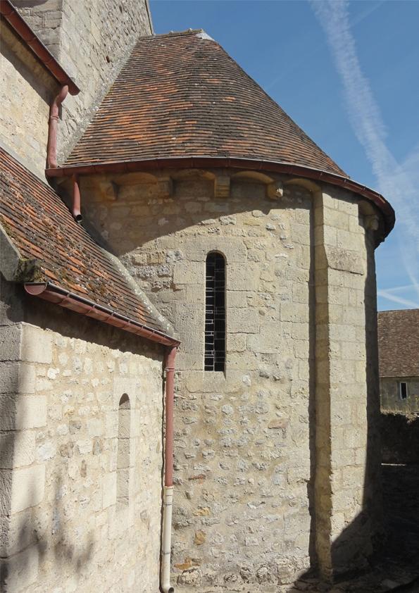 Saint André de Moussy