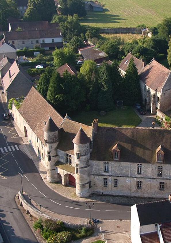 Le château de Moussy